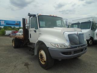 Used 2011 International 4300 flat bed for sale in Mississauga, ON