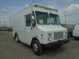 Used 2008 Chevrolet P42 11.5 foot step van for sale in Mississauga, ON