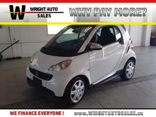 Used 2015 Smart fortwo Passion|NAVIGATION|LEATHER|LOW MILEAGE|14,176 KMS for sale in Cambridge, ON