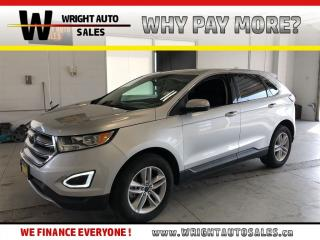 Used 2017 Ford Edge SEL|LOW MILEAGE|BACKUP CAMERA|AWD|44,297 KMS for sale in Cambridge, ON