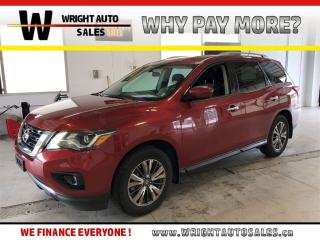 Used 2017 Nissan Pathfinder S|7 PASSENGER|4WD|BACKUP CAMERA|54,716 KMS for sale in Cambridge, ON