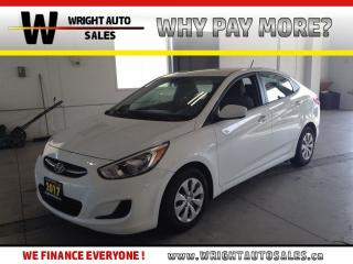 Used 2017 Hyundai Accent BLUETOOTH|KEYLESS ENTRY|62,450 KMS for sale in Cambridge, ON