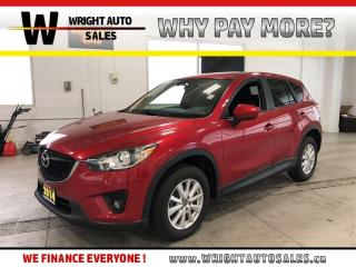 Used 2014 Mazda CX-5 GS|LOW MILEAGE|BACKUP CAMERA|SUNROOF|24,887 KMS for sale in Cambridge, ON