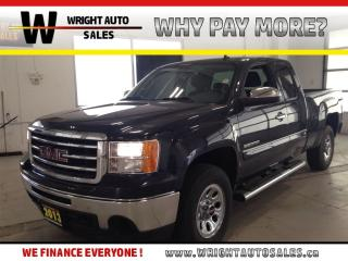 Used 2013 GMC Sierra 1500 SLE|4x4 ALLOY WHEELS|AIR CONDITIONING|73,972 KM for sale in Cambridge, ON