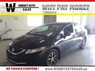Used 2013 Honda Civic LX LOW MILEAGE CRUISE CONTROL 45,132 KMS for sale in Cambridge, ON
