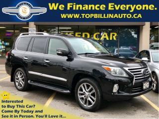 Used 2013 Lexus LX 570 Ultra Premium Package for sale in Concord, ON
