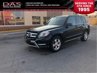 Used 2013 Mercedes-Benz GLK-Class GLK250 4MATIC BLUETEC DIESEL for sale in North York, ON