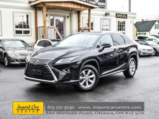 Used 2016 Lexus RX 350 AWD RCTA HEATED&VENTILATED SEATS BLIS WOW!! for sale in Ottawa, ON