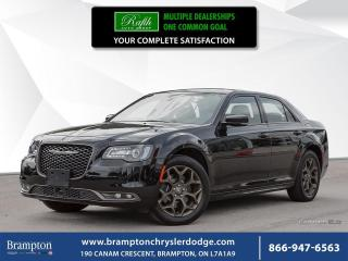 Used 2018 Chrysler 300 S | AWD | EX CHRYSLER COMPANY DEMO | for sale in Brampton, ON