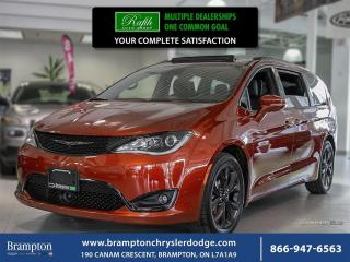 Used 2018 Chrysler Pacifica LIMITED | S APPEARANCE PACKAGE | for sale in Brampton, ON