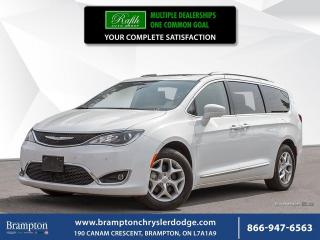 Used 2017 Chrysler Pacifica TOURING L PLUS | EX CHRYSLER COMPANY DEMO | for sale in Brampton, ON