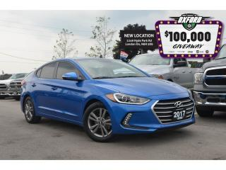 Used 2017 Hyundai Elantra SE - Back Up Cam, Bluetooth, BlindSpot Monitor for sale in London, ON