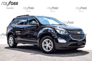 Used 2017 Chevrolet Equinox LT True North Pkg Nav Roof for sale in Thornhill, ON