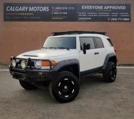Used 2008 Toyota FJ Cruiser 4WD 4dr for sale in Calgary, AB