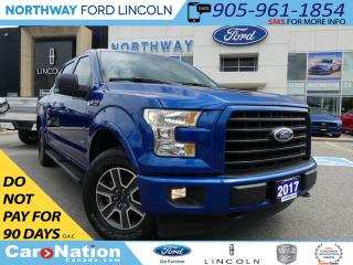 Used 2017 Ford F-150 XLT | NAV | REAR CAM | REMOTE START | for sale in Brantford, ON