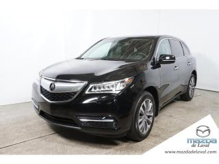 Used 2015 Acura MDX Navigation Package for sale in Laval, QC
