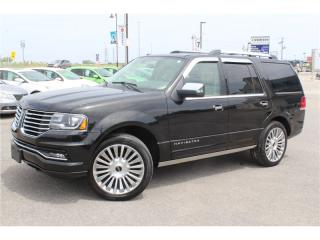 Used 2015 Lincoln Navigator Reserve/22 for sale in St-Eustache, QC
