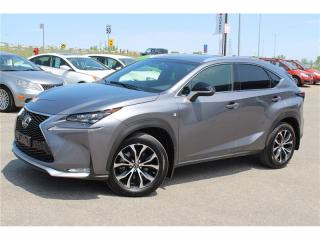 Used 2016 Lexus NX 200t F2 Sport/gps/cuir/aw for sale in St-Eustache, QC