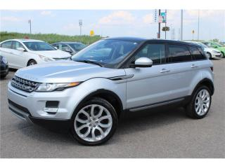 Used 2015 Land Rover Evoque Pure Plus/20 Pouces for sale in St-Eustache, QC