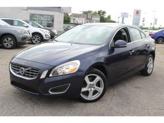 Used 2013 Volvo S60 T5 /cuir/t.ouvrant for sale in St-Eustache, QC