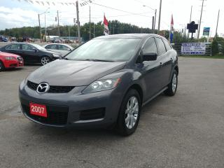 Used 2007 Mazda CX-7 GS for sale in Barrie, ON