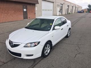 Used 2008 Mazda MAZDA3 GX *Ltd Avail* for sale in Burlington, ON