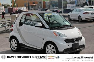 Used 2015 Smart fortwo Cuir for sale in St-Léonard, QC