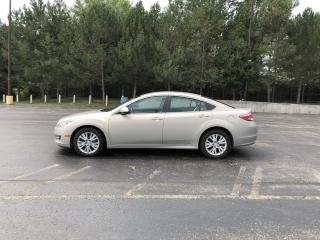 Used 2009 Mazda MAZDA6 GS FWD for sale in Cayuga, ON