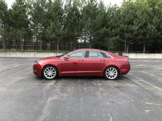Used 2016 Lincoln MKZ FWD for sale in Cayuga, ON