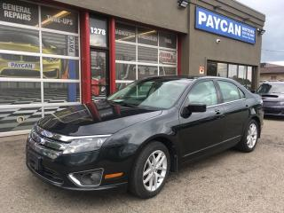 Used 2010 Ford Fusion SEL for sale in Kitchener, ON