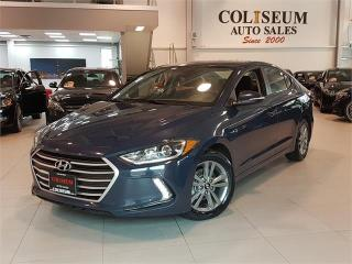 Used 2017 Hyundai Elantra GL-REAR CAMERA-BLUETOOTH-HEATED SEATS-ONLY 65KM for sale in York, ON