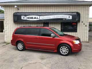 Used 2010 Chrysler Town & Country TOURING for sale in Mount Brydges, ON