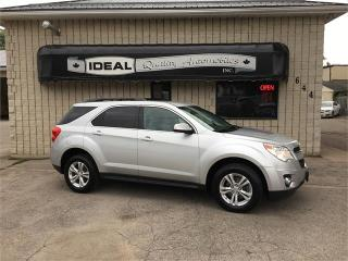 Used 2010 Chevrolet Equinox 2LT for sale in Mount Brydges, ON