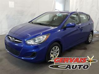 Used 2013 Hyundai Accent Gl A/c Hatch for sale in Trois-rivières, QC