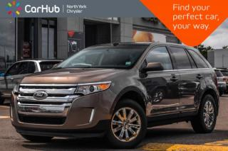 Used 2012 Ford Edge Limited AWD|Sunroof|Nav|BackUpCam|Pk.Asst.|Leather|18