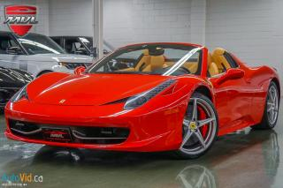 Used 2013 Ferrari 458 ITALIA for sale in Oakville, ON