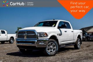 New 2018 RAM 2500 New Truck SLT|4x4|Harvest Edition|Navi|Backup Cam|Bluetooth|R-StartHeavy Duty Snow Plow Prep Group| for sale in Bolton, ON