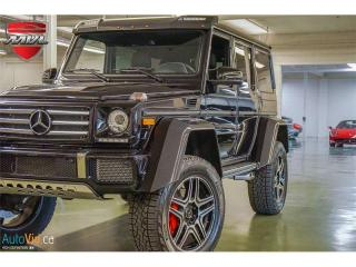 Used 2018 Mercedes-Benz G-Class G 550 4x4 Squared SUV for sale in Oakville, ON