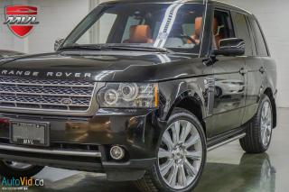 Used 2011 Land Rover Range Rover 4WD 4dr SC for sale in Oakville, ON