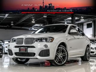 Used 2017 BMW X4 M-SPORT|2.8i|NAVI|REAR CAMERA|LOADED for sale in North York, ON