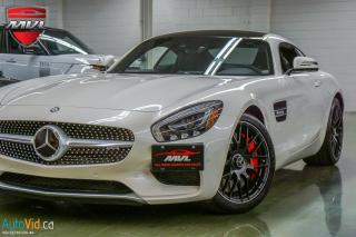 Used 2017 Mercedes-Benz AMG GT 2dr Cpe S for sale in Oakville, ON