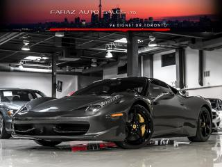 Used 2012 Ferrari 458 ITALIA for sale in North York, ON