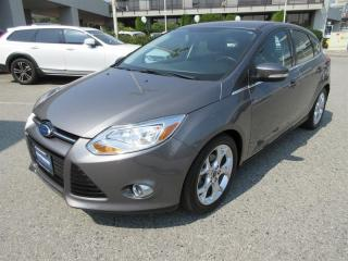 Used 2012 Ford Focus SEL Hatchback BLUETOOTH - LEATHER - SUNROOF for sale in Vancouver, BC