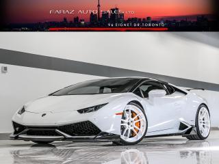 Used 2015 Lamborghini Huracan for sale in North York, ON