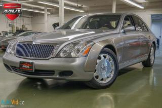 Used 2004 Maybach 57 for sale in Oakville, ON