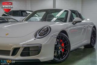 Used 2018 Porsche 911 Targa 4 GTS for sale in Oakville, ON