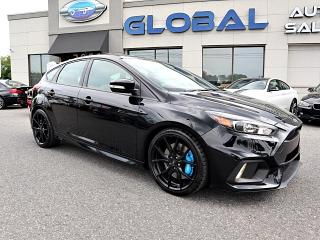 Used 2017 Ford Focus RS NAV. RECARO SEATS SUNROOF. for sale in Ottawa, ON