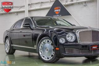 Used 2012 Bentley Mulsanne - for sale in Oakville, ON