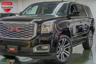 Used 2018 GMC Yukon 4WD 4dr Denali for sale in Oakville, ON