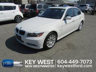 Used 2007 BMW 3 Series 335i Sunroof Heated Seats for sale in New Westminster, BC